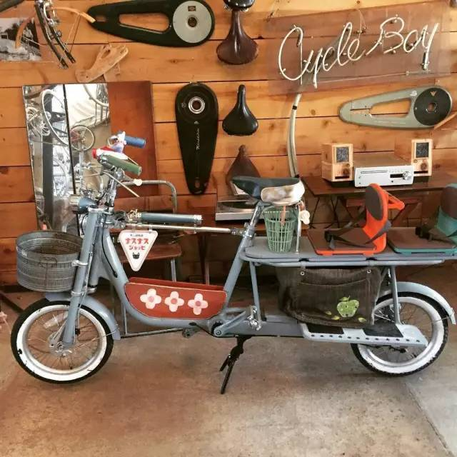 《去日本打造一辆属于自己的单车吧!》